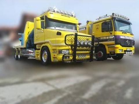 Tractare camioane, tiruri, autobuze de la NRG Recovery S.r.l.