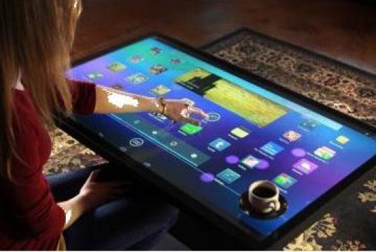 Masa cafenea Game Tableta de la Magicball.ro