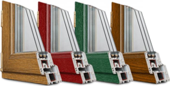 Infoliere profile PVC de la Structural Dom System Srl