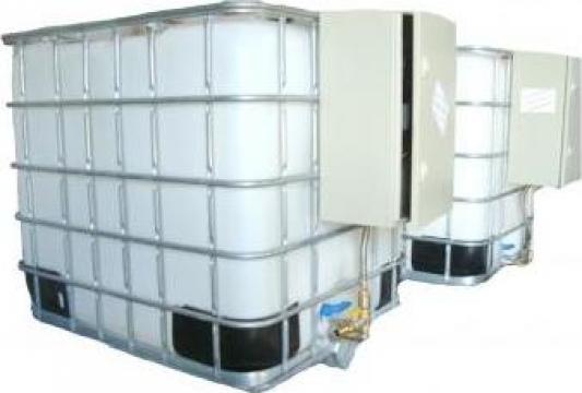 Bazin distribuit motorina IBC 1000 litri sau 600 litri de la Gasoil Line Srl Ro 2024580