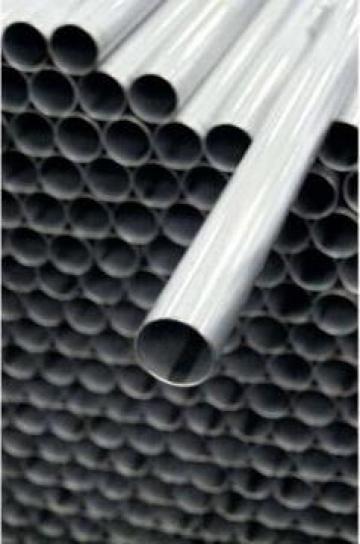 Teava PVC rigid de la Sc Gemix Srl