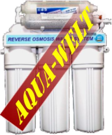 Filtre apa purificator cu osmoza inversa AW5 de la Welthaus Srl