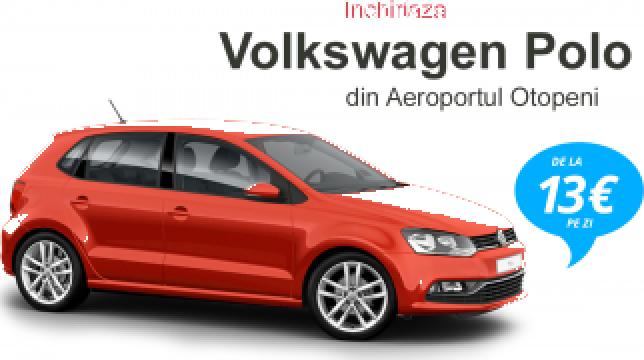 Inchirieri Volkswagen Polo