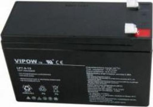 Acumulator gel-plumb 12v 7.5 Ah de la Electro Supermax Srl