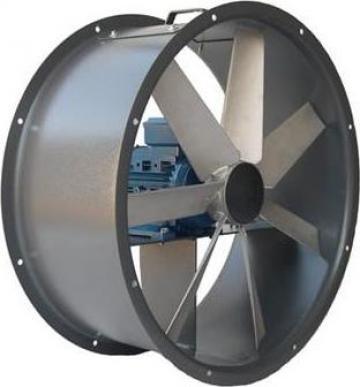Ventilator axial pentru montaj in tubulatura PMA-PMA'C de la Professional Vent Systems Srl