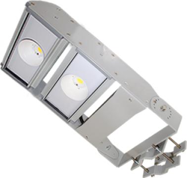 Proiector Proton, 2 LEDuri COB, 100W de la Electrofrane