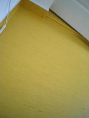 Linoleum antibacterian galben de la Sc DHN Srl