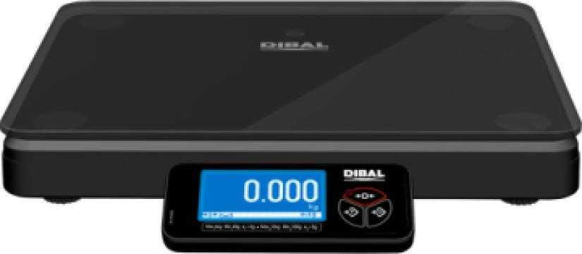 Cantar comercial Dibal D-POS 6/15 kg cu un afisaj