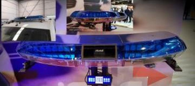 Rampa luminoasa de la Tehnic & Emergency Light Srl