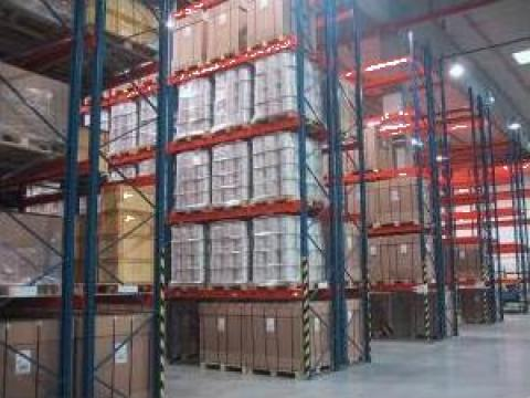 Rafturi second hand de la Store Logistic