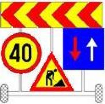 Indicatoare rutiere, semnalizare temporara de la S.c. Drumalex S.r.l.