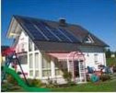 Sistem solar electric 2 KW/h Off grid de la Samro Technologies Srl