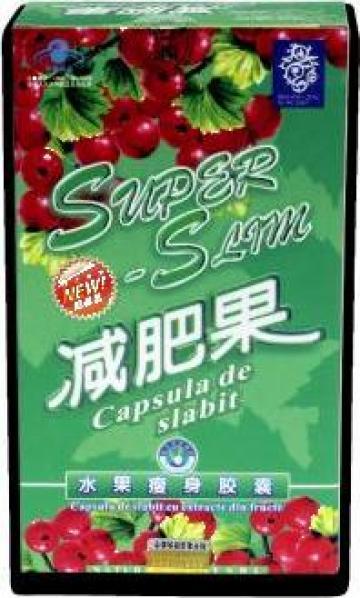 Pastile de slabit Super Slim 30cps de la Horvat C C Pfa
