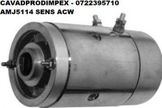 Motor 24V, Broc (Oil Sistem), ERHEL,HPI sens ACW de la Cavad Prod Impex Srl