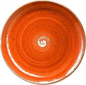 Farfurie din portelan Bonna colectia Terra Cotta 17cm de la Basarom Com