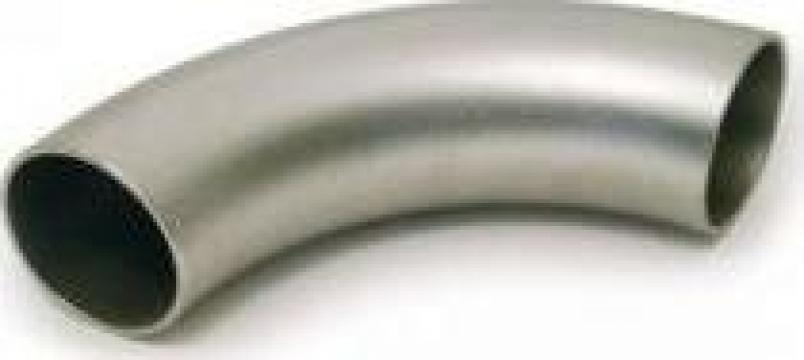 Coturi sudabile 90 din inox AISI 304/316 de la Electrofrane