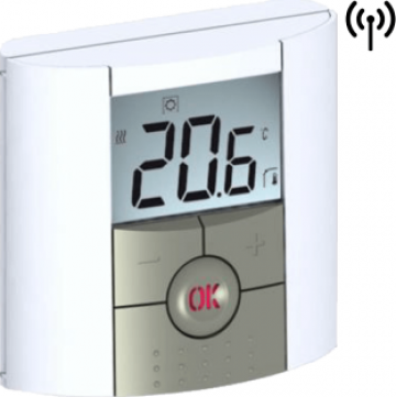 Termostat digital de ambient, cu RF si RH de la Sistema Comfort And Energy Saving