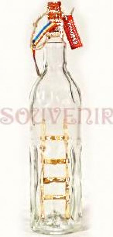 Sticla cu scarita - 0,75l