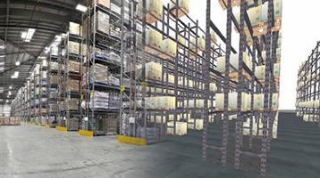 Servicii de consultanta pentru solutii depozitare de la Dexion Storage Solutions Srl