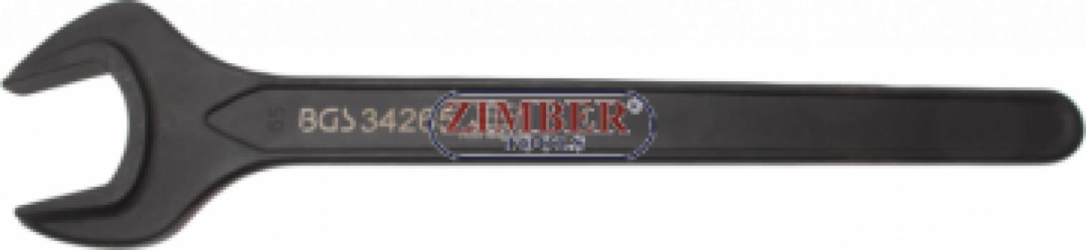Cheie fixa simpla 46 mm, DIN 894 (34246) - BGS technic de la Zimber Tools