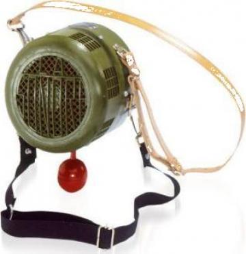 Sirena manuala, portabila, alarmare industriala si civila de la Electrofrane