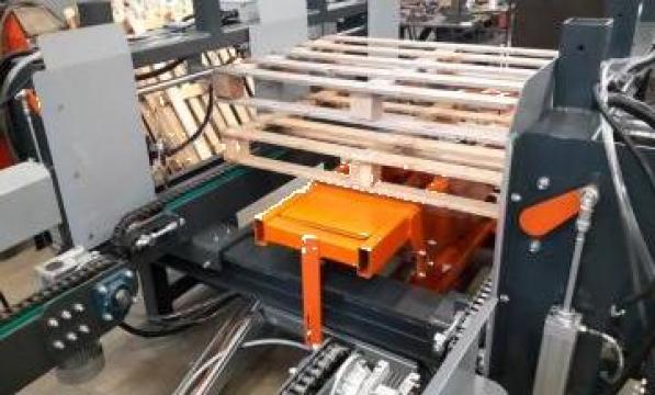 Masina pentru productie de paleti din lemn