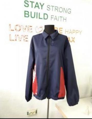 Bluze de lucru in doua culori de la Sc Atelier Blue Srl