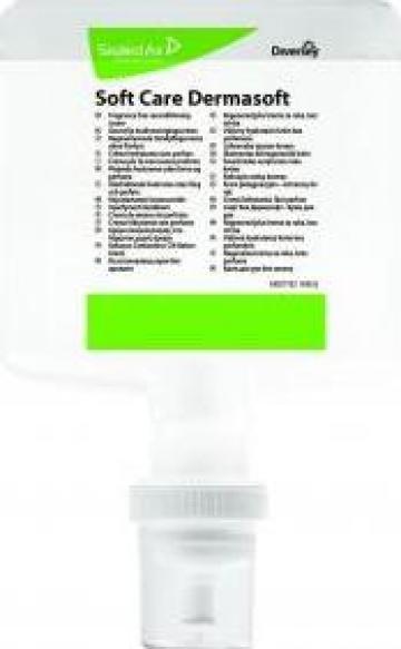 Crema hidratanta de maini Soft Care Dermasoft 1.3litri de la Best Distribution Srl