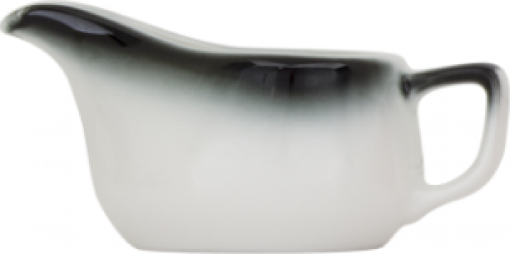 Cana lapte Gural colectia Marmaris-White/Black 90ml de la Basarom Com