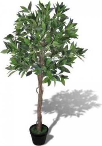Arbore de dafin artificial cu ghiveci 120 cm de la Vidaxl