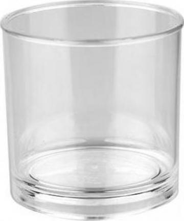 Pahar pentru whisky policarbonat 250ml de la Basarom Com
