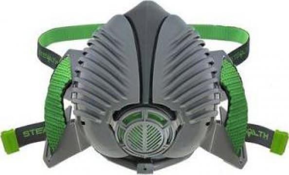 Masca de protectie respiratorie cu 1 set filtre Hepac P3 de la Bendis Welding Equipment Srl