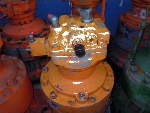 Motor hidraulic excavator Fiat Hitachi FH 200 de la Nenial Service & Consulting