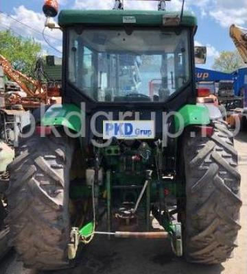 Tractor John Deere CS3 de la Pkd Grup