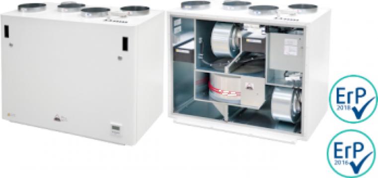 Unitate de ventilatie Ensy AHU 700 BH/BV de la HausEnergy Srl