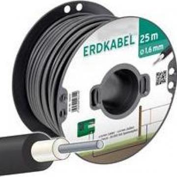 Cablu transfer subteran pentru gard electric 25 m de la Farmari Agricola Srl