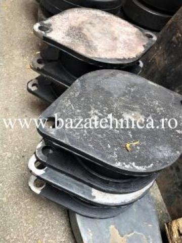 Tampon cilindru compactor eliptic 85x160 mm de la Baza Tehnica Alfa Srl