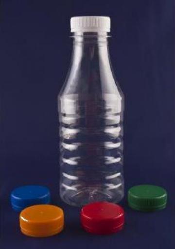 Sticle PET rotunde fresh 500ml 153 buc/bax de la Cristian Food Industry Srl.
