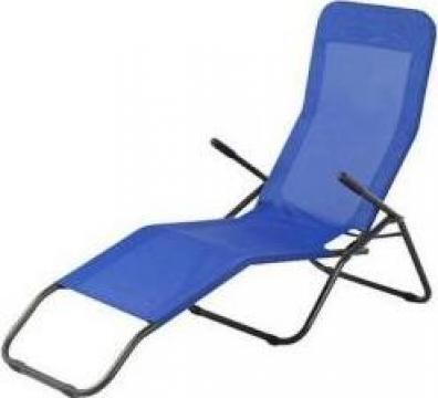 Sezlong Plaja Strend Pro Jamaica Albastru 140x60x96 Cm Curtea De Arges Sc Victor Optimus Srl Id 16404812