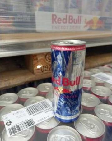 Bautura energizanta Red Bull de la Ess-food A/s