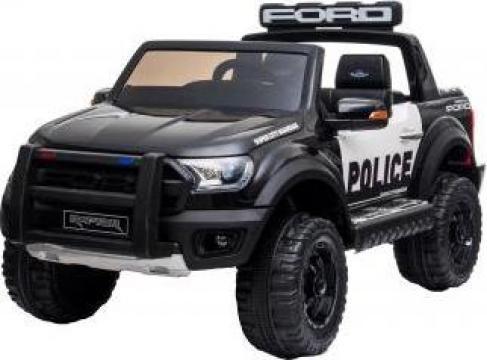 Jucarie Masinuta electrica Ford Ranger Police 90W