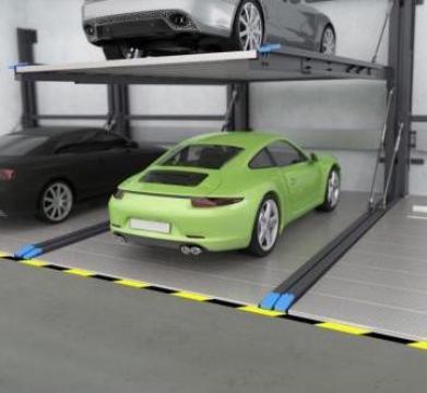 Sisteme parcare etajata inteligente de la Premium Lift International Srl
