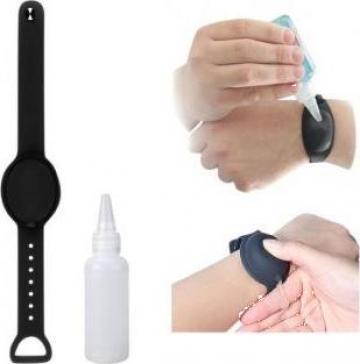 Bratara pentru gel dezinfectant de la Best I.l.a. Tools Srl