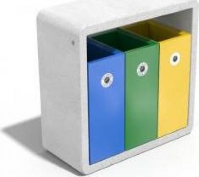 Cos de gunoi pentru colectare selectiva 244R