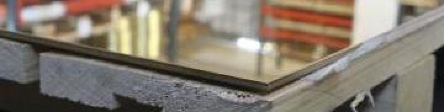 Tabla de alama decorativa 4x1000x1500mm cupru, inox de la MRG Stainless Group Srl