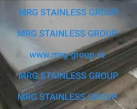 Placa inox F1 30mm tabla otel inoxidabil duraluminiu, cupru