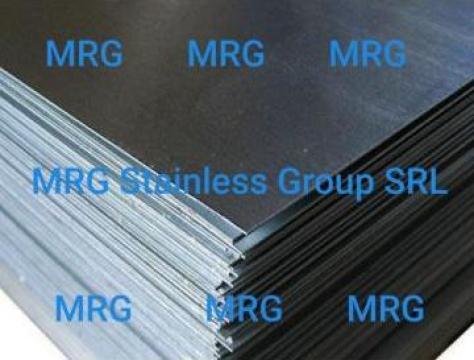 Tabla zinc 0.6mm TiZn de la MRG Stainless Group Srl