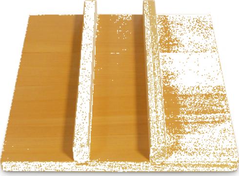 Capac din lemn pentru Tamagoyaki-Ki 18 x 18 cm de la Expert Factor Foods Srl