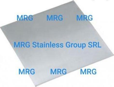Tabla zinc 1x1000x2000mm de la MRG Stainless Group Srl