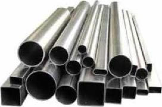 Teava aluminiu, alama, cupru, inox, otel inoxidabil 10x1.5mm